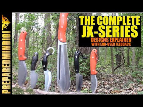 The Complete JX-Series Explained w/ End-User Feedback - Preparedmind101