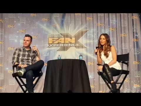 Kate Beckinsale Panel Interview at Salt Lake Fan X