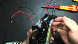 TM Recoil 416D Disassembly