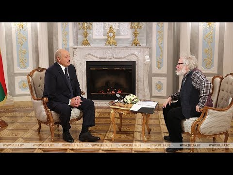 # Венедиктов и Лукашенко / Интервью / 16+