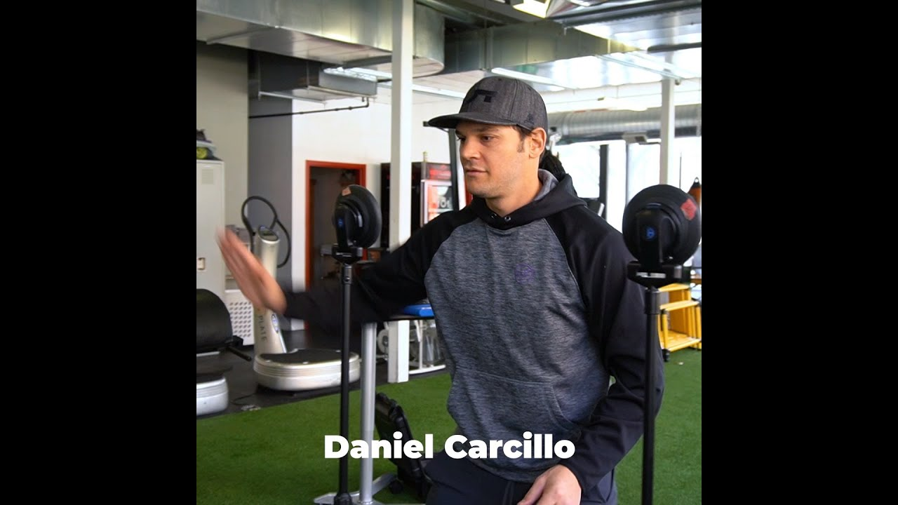 FITLIGHT® goes to Chicago with 2x Stanley Cup Champion Dan Carcillo