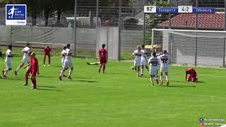 B-Junioren: 4:2 - VfB Stuttgart II vs Offenburger FV