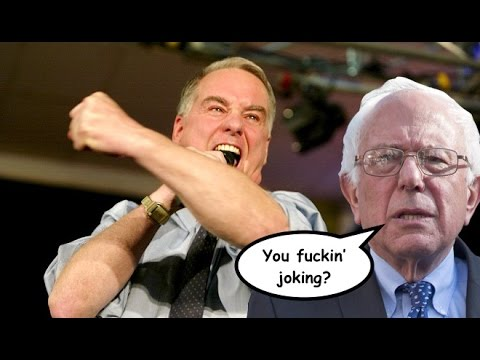 Howard Dean Wants to be New DNC Chair—Bernie Sanders Has a Different Plan
