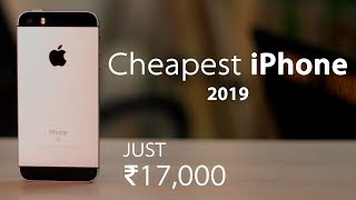 iPhone SE: Best Value Purchase In 2019 [Hindi]
