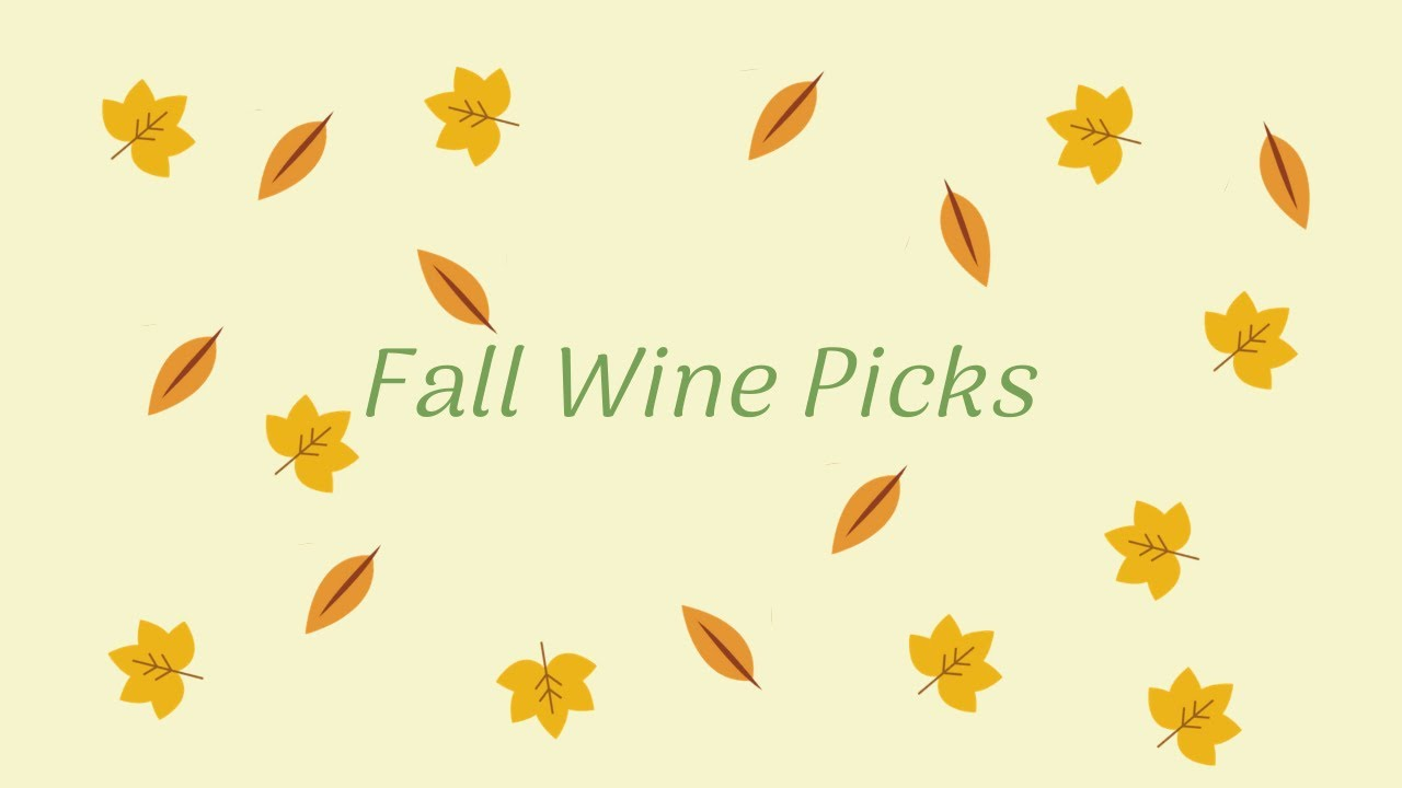 Fall Natural Wine Recommendations