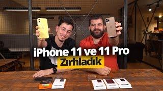 iPhone 11 ve iPhone 11 Pro'yu Spigen ile zırhladık!