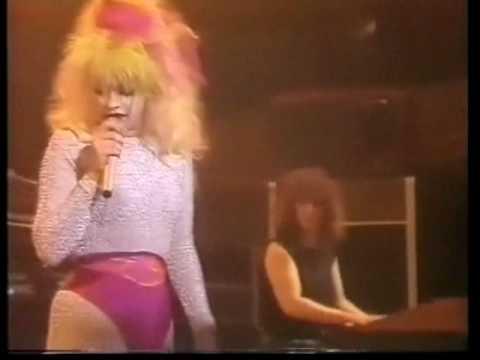 Nina Hagen - Du hast den Farbfilm vergessen (Live 1985)