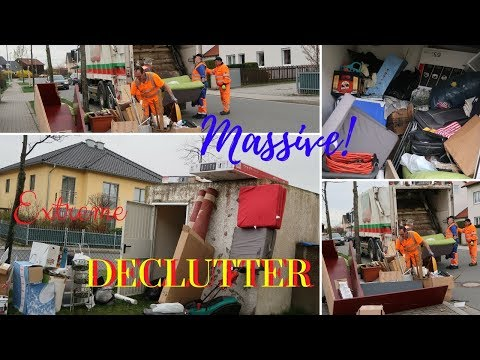 EXTREME DECLUTTERING METHOD AGAIN!