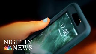 New Technology Aims To Combat Increased Robocalls | NBC Nightly News