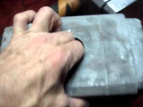 Resin and Metal Powder Mjolnir