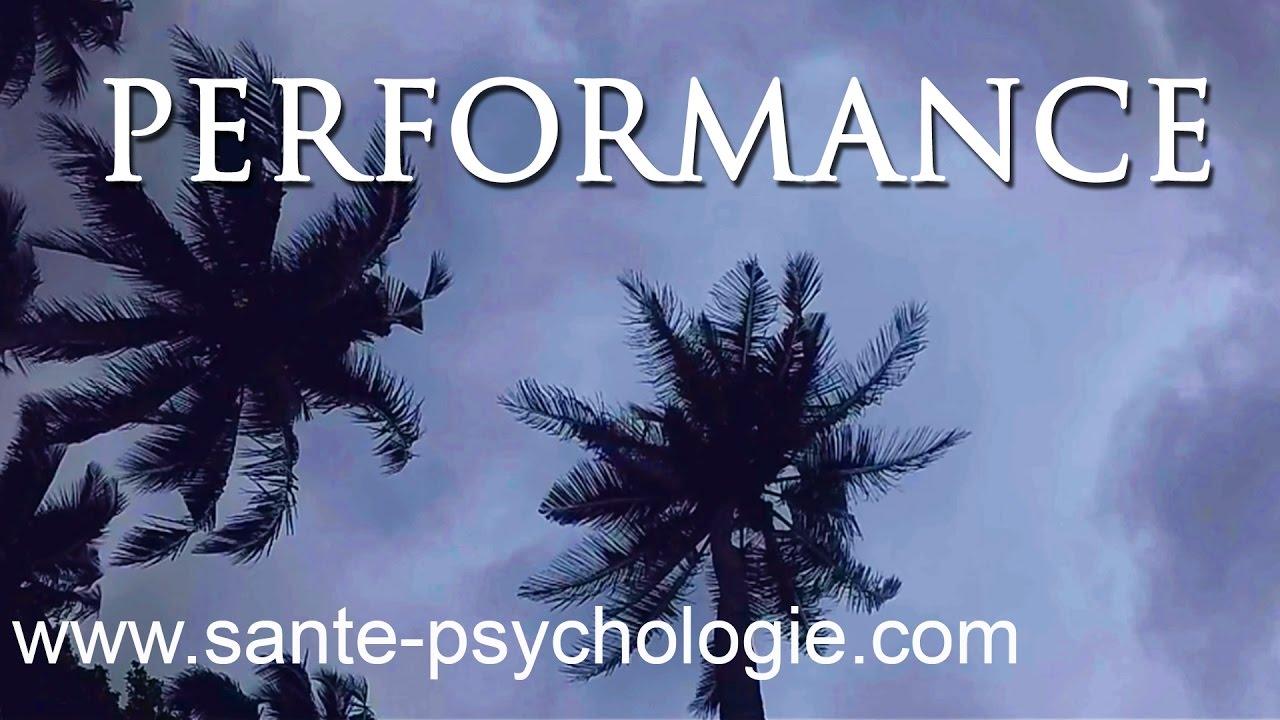 Célèbre comment augmenter son potentiel et sa performance - Auto hypnose  XH41