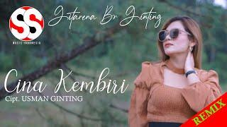 REMIX KARO CINA KEMBIRI Cipt. USMAN GINTING - GITARENA BR GINTING (OFFICIAL MUSIC VIDEO)