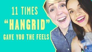 11 Times Ingrid Nilsen and Hannah Hart Gave You the Feels   POPSUGAR Mashups