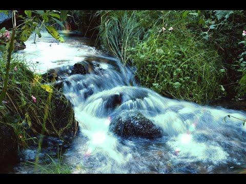 1 houer river sound/ Bachrauschen/ weißes rauschen/ white noise
