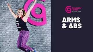 Arms & Abs Blast