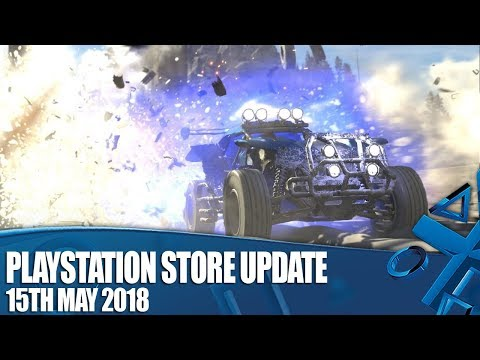 PlayStation Store Highlights - 15th May 2018
