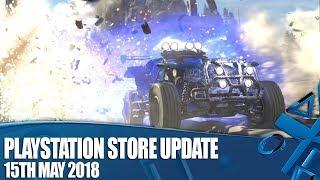 PlayStation Store Highlights - 15th May 2018