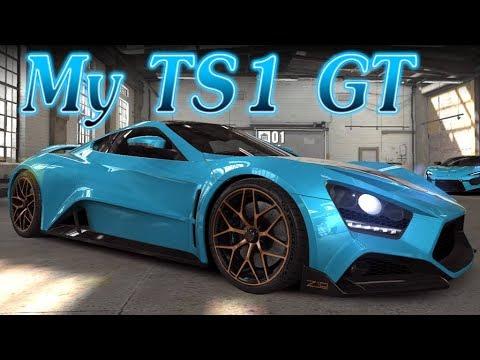 CSR2 1.16.0 – OVER Max TS1 GT Tune 6.9s