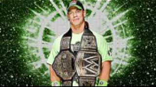 John Cena 6th :2014 WWE Theme song The Time is now teo+HD