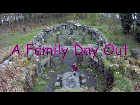 Family Day Out in Wensleydale (17th April 2017)