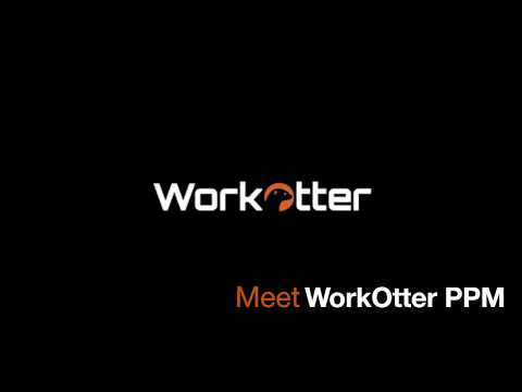 WorkOtter SaaS Project Portfolio Management Software