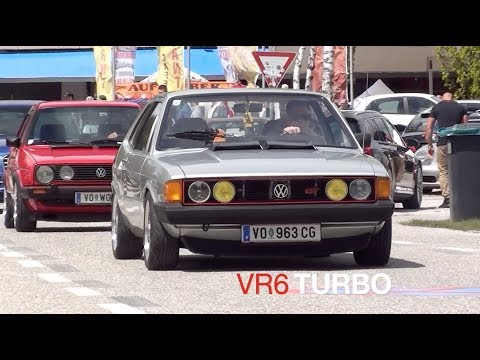 Faaker See 2 Week Before Worthersee 2019 Turbo Kurve 2019 Parking Car and Wheels #3