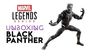 REVIEW: Marvel Legends BLACK PANTHER 12 inch