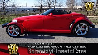 1990 Plymouth Prowler, Gateway Classsic Cars Nashville#690