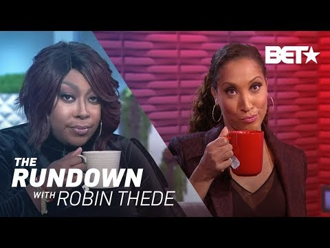 Getting To Know Hue   The Rundown With Robin Thede
