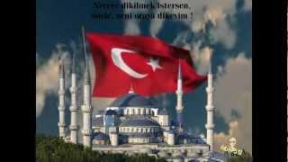 bayrak şiiri Arif Nihat Asya