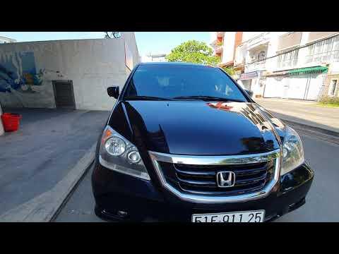 Đã Bán -Honda Odyssey EX - L sx 2008 xe gia đình đúng chất - LH Phong 0973 58 58 58