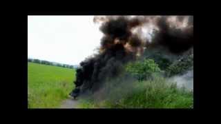 Big black smoke bomb by PyroFire.eu
