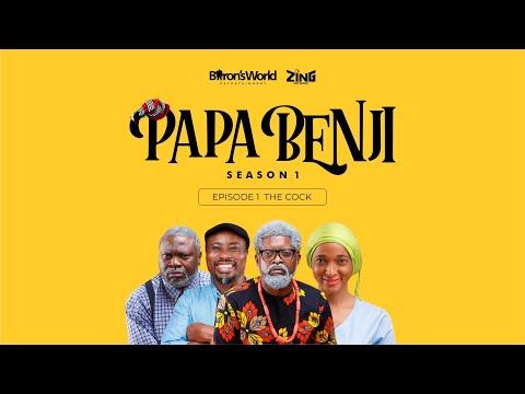 Papa Benji: Episode 1 (The Cork)