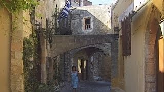 Rhodes, Old City – Greece Travel Channel