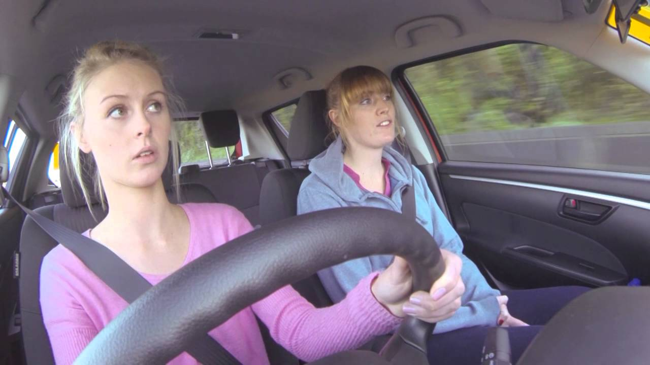 Drive: How to drive straight at higher speeds - YouTube