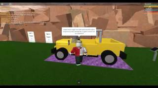 Geronimo| Jeep Obby2| Roblox| E3