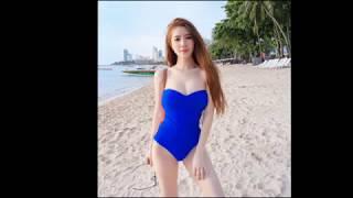 Clip Hot : Ngắm nữ tiếp viên hàng không xinh đẹp như búp bê đang nổi tiếng tại Malaysia