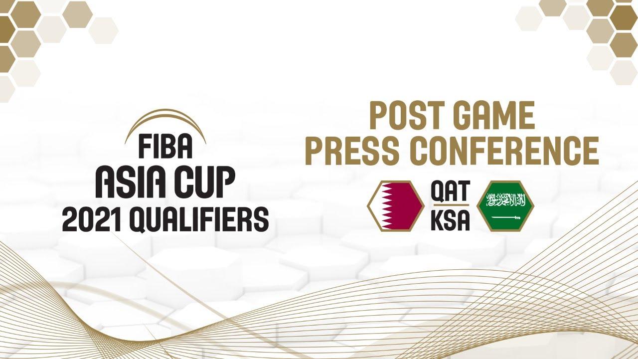 Qatar v Saudi Arabia - Press Conference