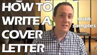 How to Write a Good Cover Letter For a Job Application With No Work Experience