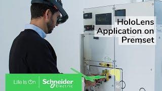 HoloLens Application on Premset
