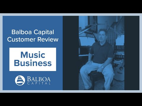 Music Equipment Financing | Balboa Capital Review