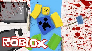 ESCAPING FROM THE EVIL HOSPITAL! -ROBLOX