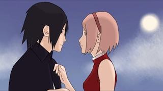 Sasuke Saves Sakura After Fighting Sarada - Naruto Shippuden Ultimate Ninja Storm 4 Road to Boruto