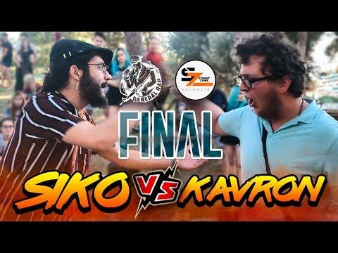 KAVRON vs SIKO Final GeneralRap Regional