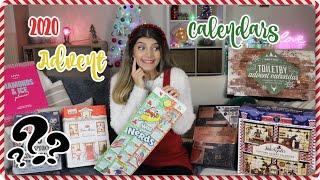 Ανοίγω τα πιο περίεργα Advent Calendars που βρήκα! & GIVEAWAY   katerinaop22