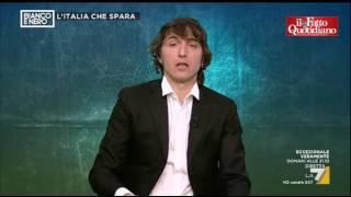 Sgarbi contro tutti minacce a Telese, improperi contro Costamagna, Izzo, Castellina  Vaffa    dici s