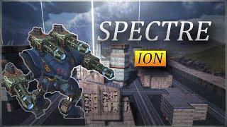 Spectre ION Gameplay & Spawn Killing 3 Chimera Guys |SKIRMISH| War Robots