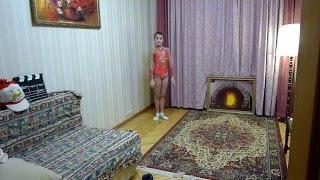 Уроки художественной гимнастики от Светланы К