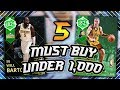 watch he video of TOP 5 MUST BUY PLAYERS When Starting Your NBA 2K18 MyTEAM! (For Under 1000 MT)