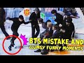BTS Mistakes and Clumsy Funny moments 😂❤️